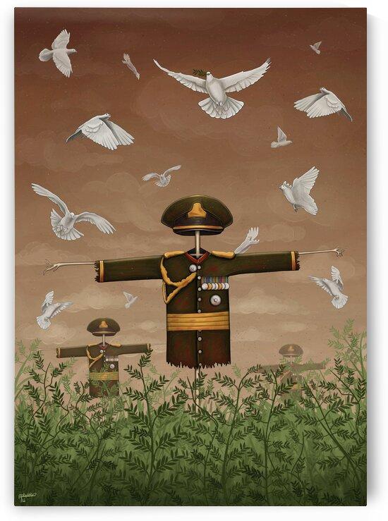 scarecrow by Alirastroo
