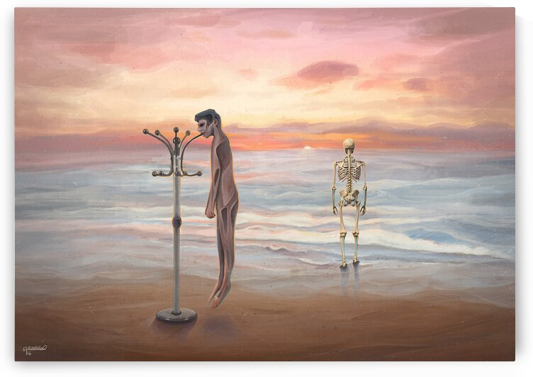 Bloody Beach by Alirastroo