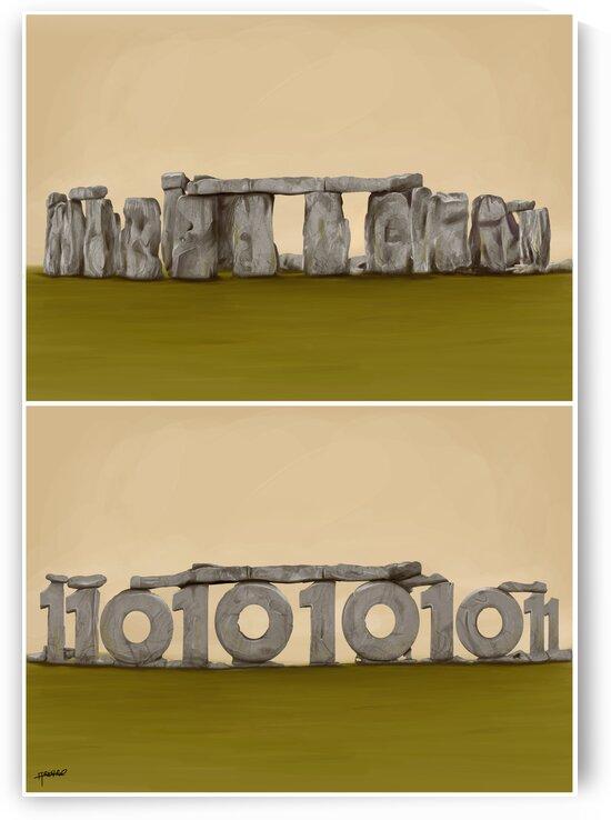 Stonehenge   ali rastroo by Alirastroo