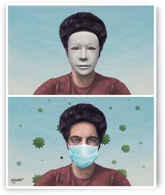 mask by Alirastroo