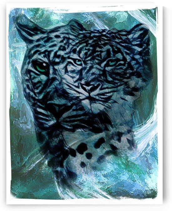 Two-Face Leopards by Jeremy Lyman