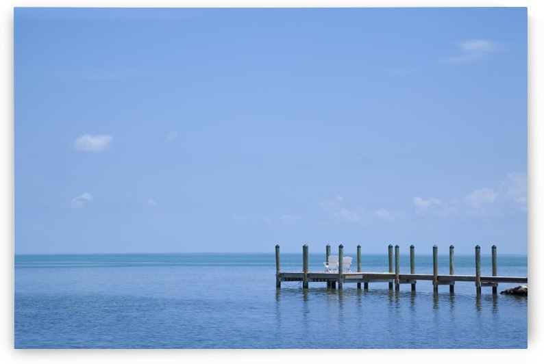FLORIDA KEYS Quiet Place by Melanie Viola