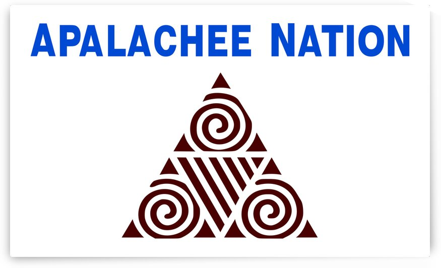 Apalachee Nation Flag by Fun With Flags