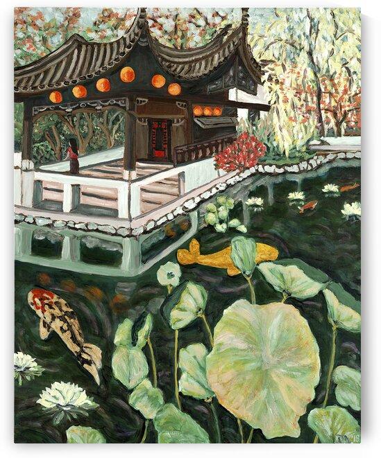 Lansu Fall by Deborah Alastra