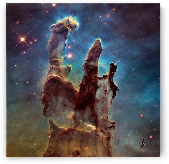 Pillars of Creation by Adrian L Austin