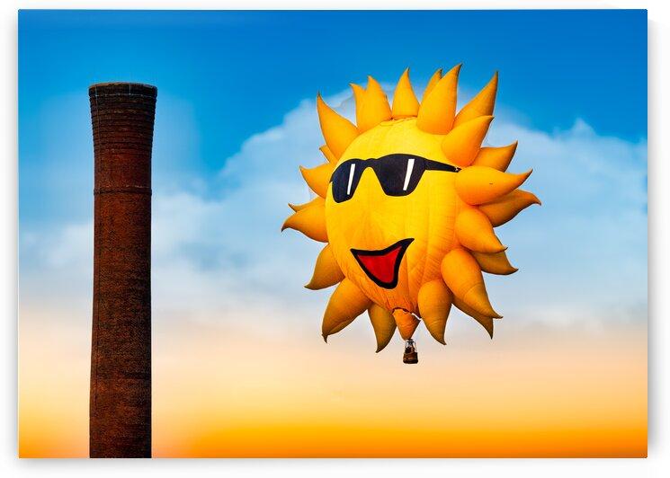 Sunny and the Smokestack by Bob Orsillo