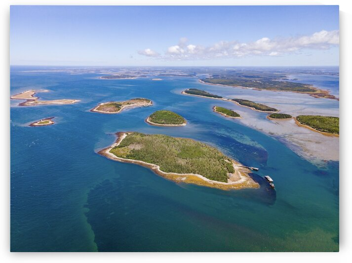 Tusket Island  by DaveyandSky