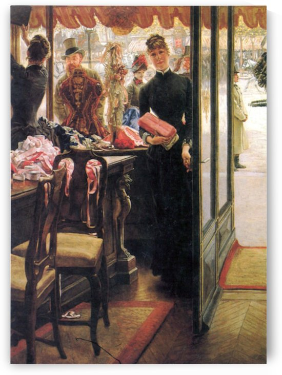 The Seller by Tissot by Tissot
