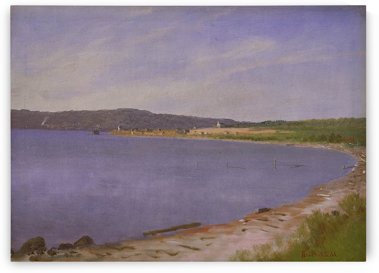 San Francisco Bay by Albert Bierstadt