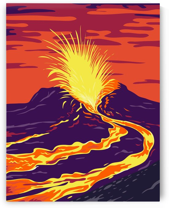 Hawaii Volcanoes National Park by Artistic Paradigms