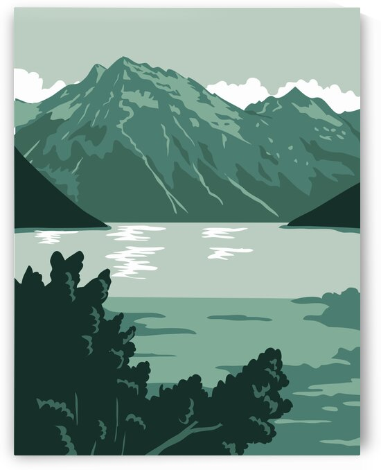 Lake Clark National Park by Artistic Paradigms