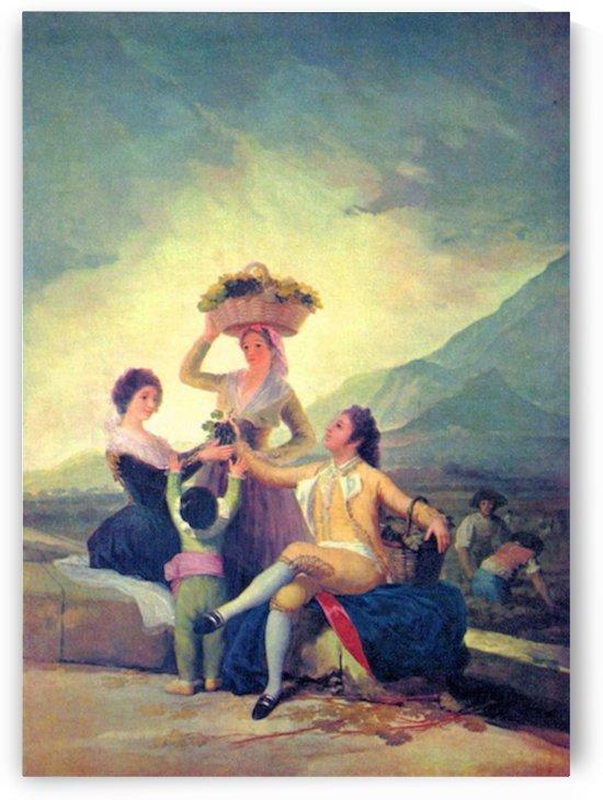 The Vintage by Goya by Goya