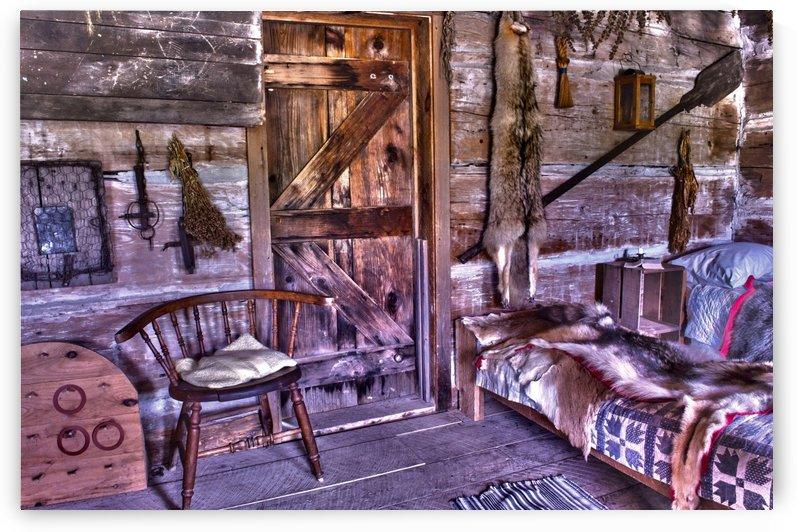 Cabin by Tracy Bennett