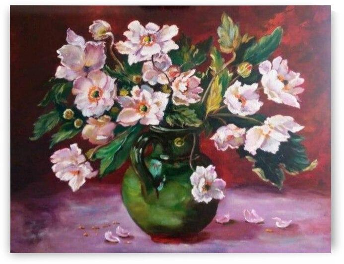 Flowers by nana tchelidze