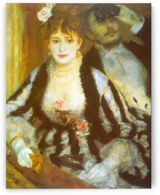Theatre Box by Renoir by Renoir