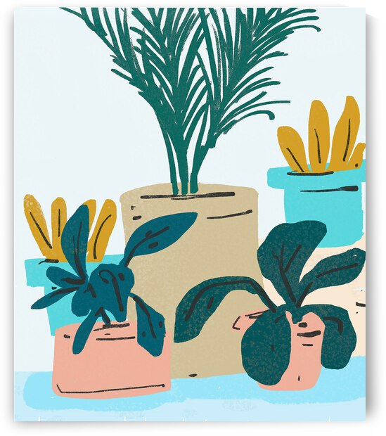 Little Plants by 83 Oranges