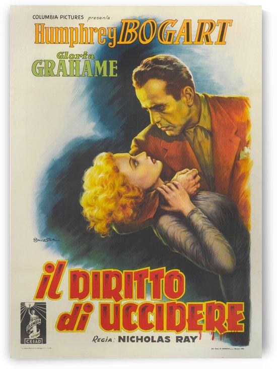 Il Diritto Di Uccidere Film Poster by VINTAGE POSTER