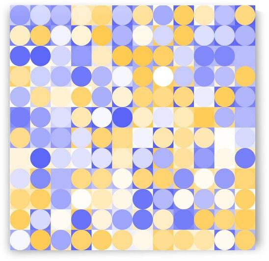 Mosaic Pattern by rizu_designs