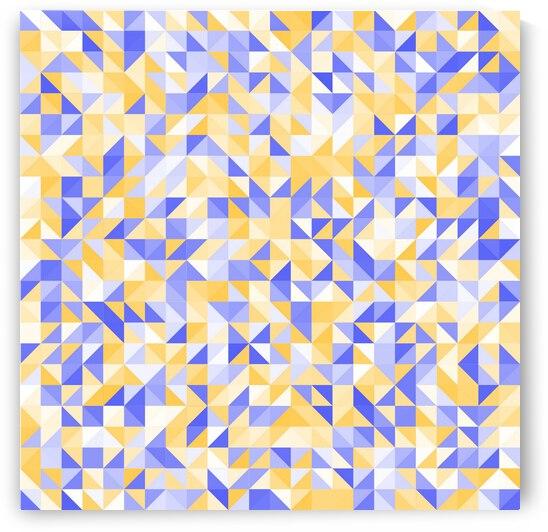 Mid Dots Pattern by rizu_designs