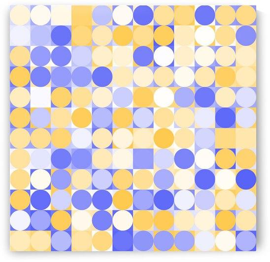 Geometric Art pattern by rizu_designs