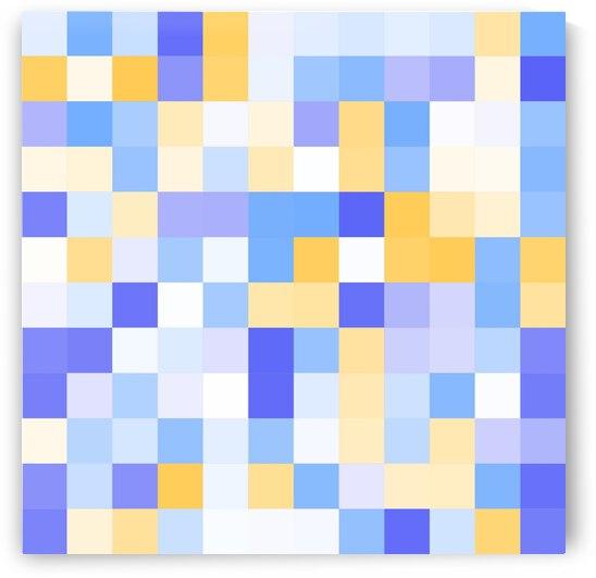 Mosaic Art Deco by rizu_designs
