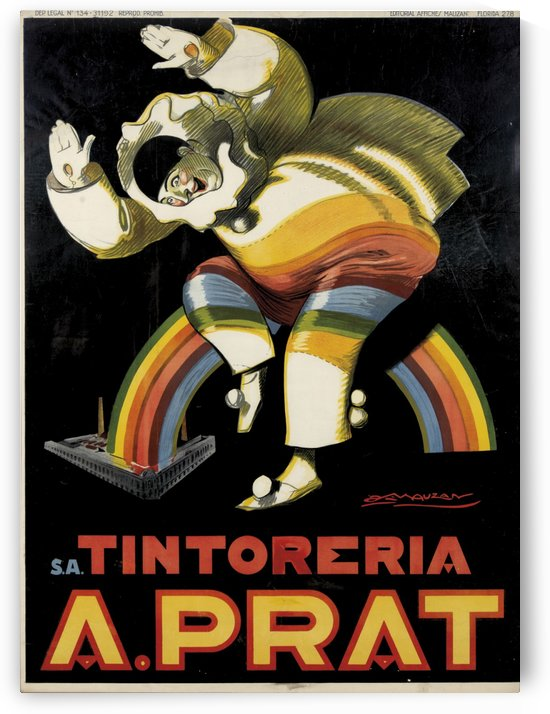 Tintoreria by VINTAGE POSTER
