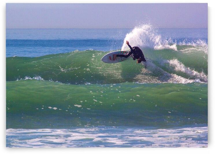 California Surfing by Bryan Caplis