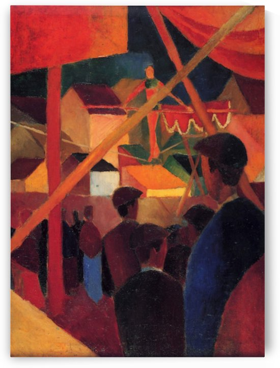 Tightrope by Macke by Macke