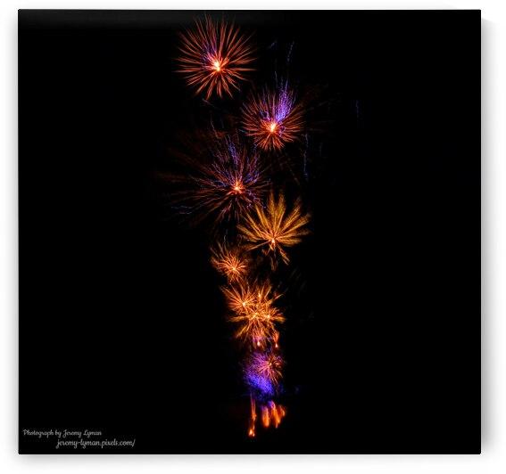 Tower of Fire by Jeremy Lyman