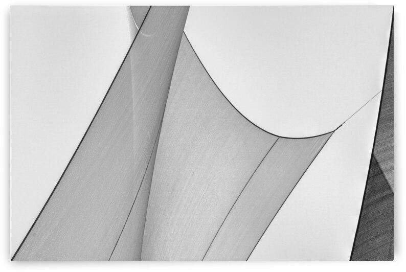 Abstract Sailcloth 8 by Bob Orsillo