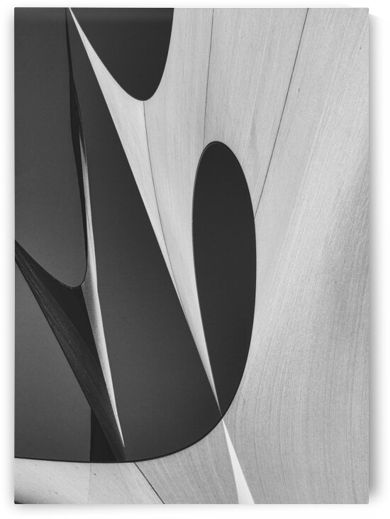 Abstract Sailcloth 10 by Bob Orsillo