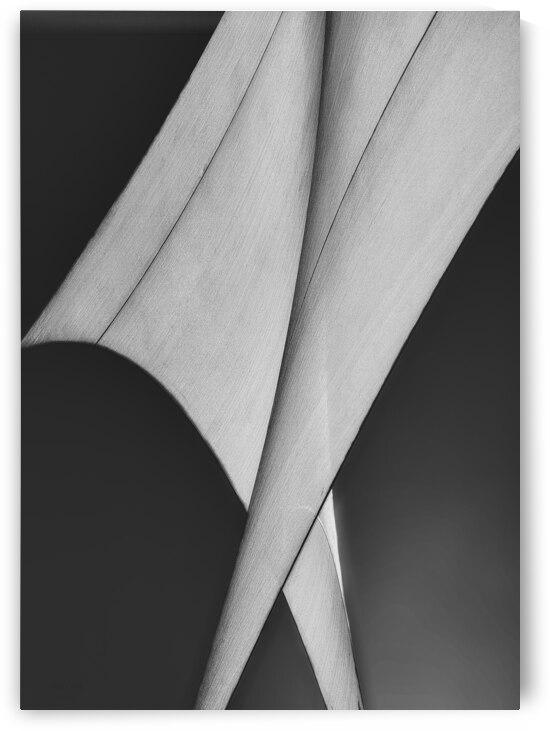 Abstract Sailcloth 9 by Bob Orsillo