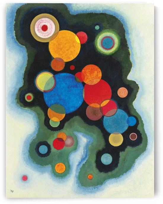 kandinsky deepened impulse 1928 by TOPARTGALLERY