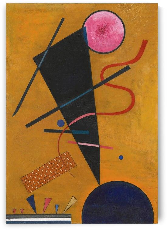 Kandinsky Beruehrung 1924 Contact by TOPARTGALLERY
