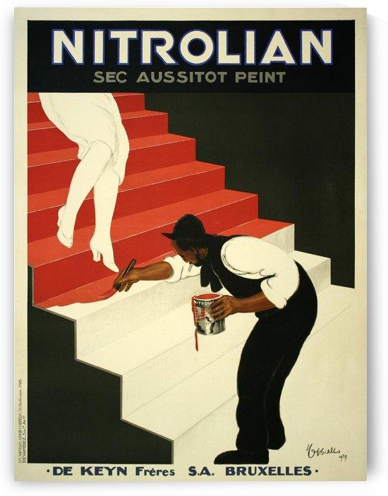 Nitrolian by VINTAGE POSTER