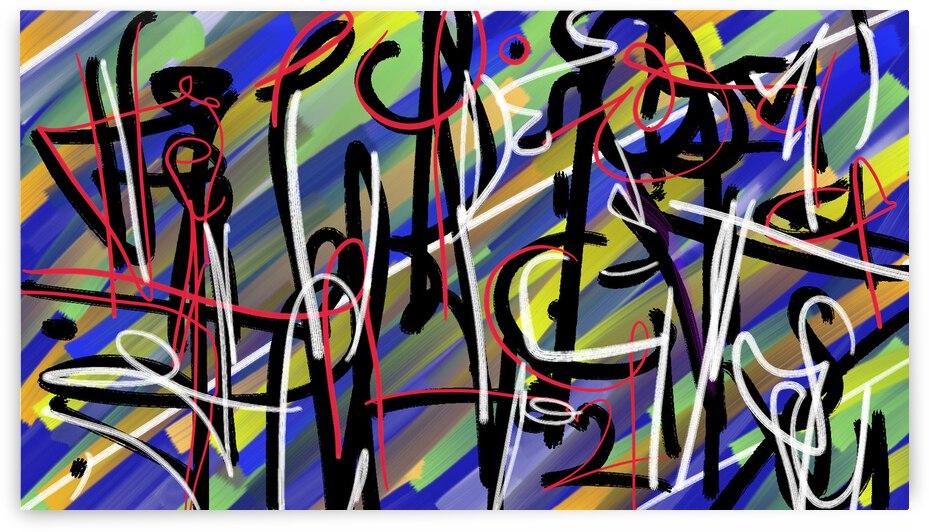Neshto St by Martina L Butterfly