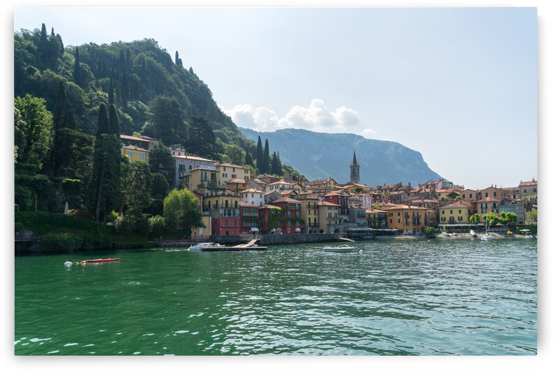 Charismatic Varenna Lake Como Italy - Picture Perfect Waterfront by GeorgiaM