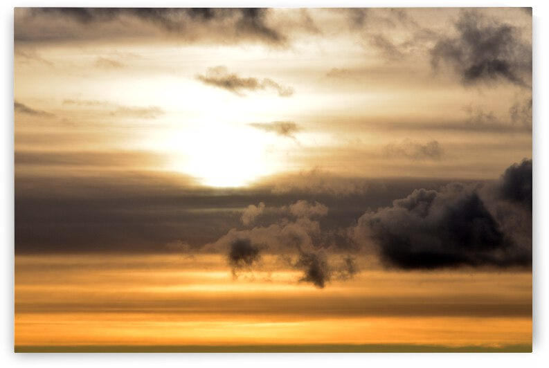 Nuages d hiver le matin by ch Ragaine