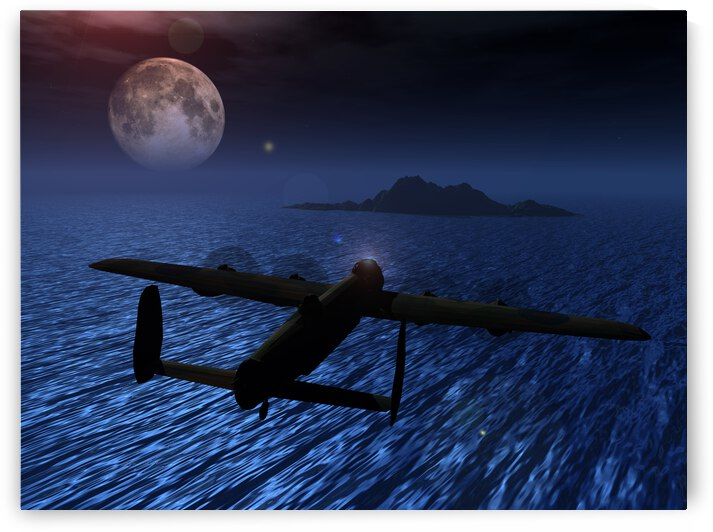 vol de nuit by ch Ragaine