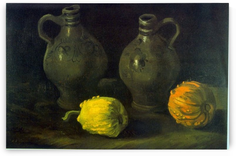 Two Jars by Van Gogh by Van Gogh