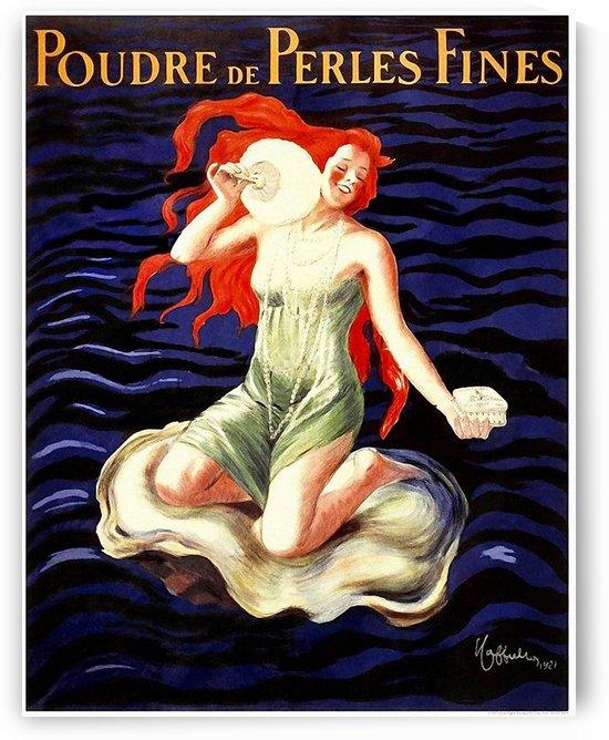 Poudre de Perles Fines Vintage Poster by VINTAGE POSTER