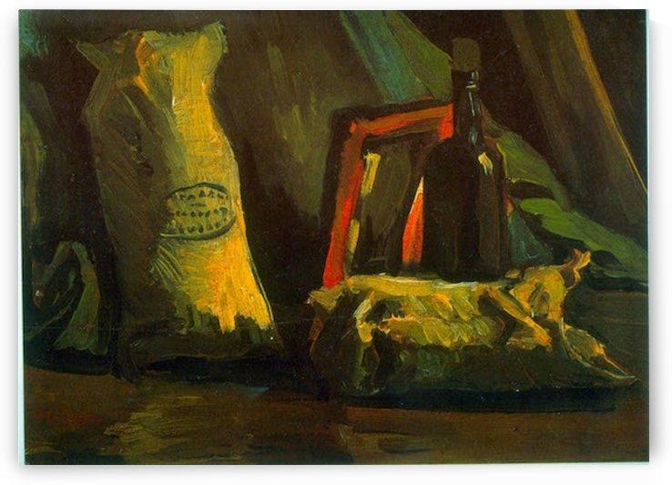 Two Sacks by Van Gogh by Van Gogh