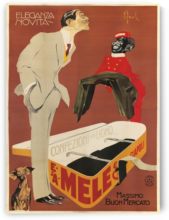 International Tailoring Company, 1927 by VINTAGE POSTER