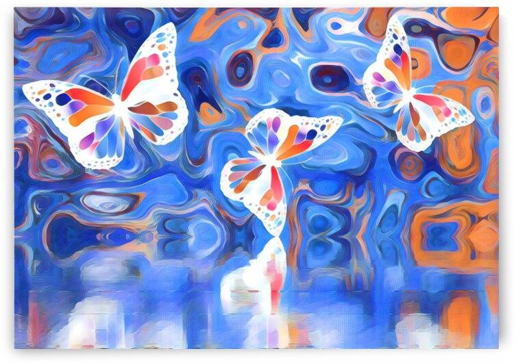 butterfly Lake by billelux