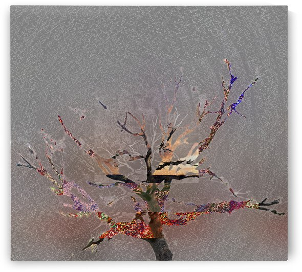Tree Layers 3 by Dorothy Berry-Lound