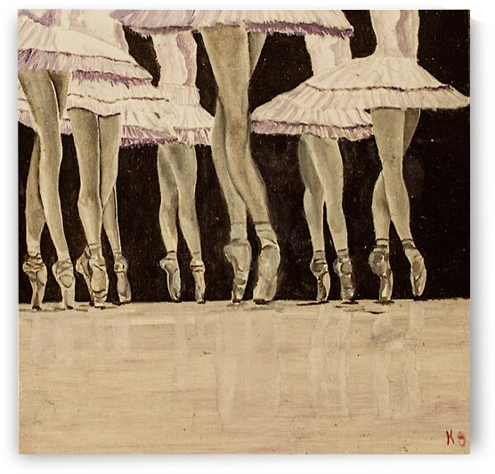 BALLET 10 by Keith Gustin