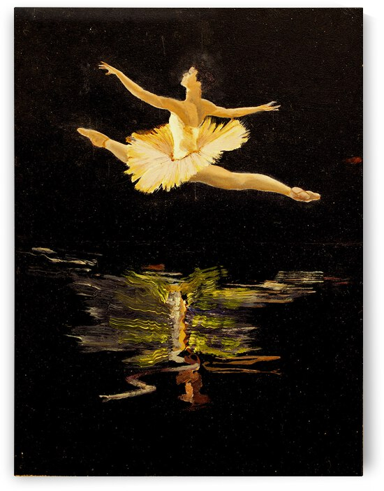 BALLET 08 by Keith Gustin
