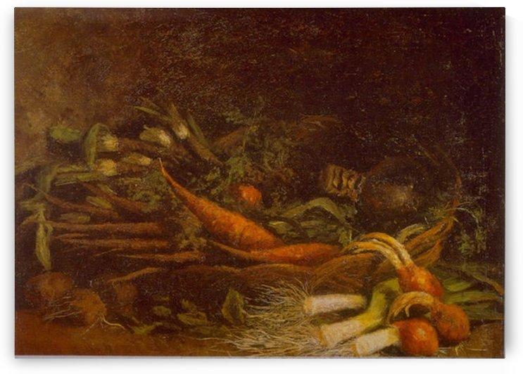 Vegetables by Van Gogh by Van Gogh