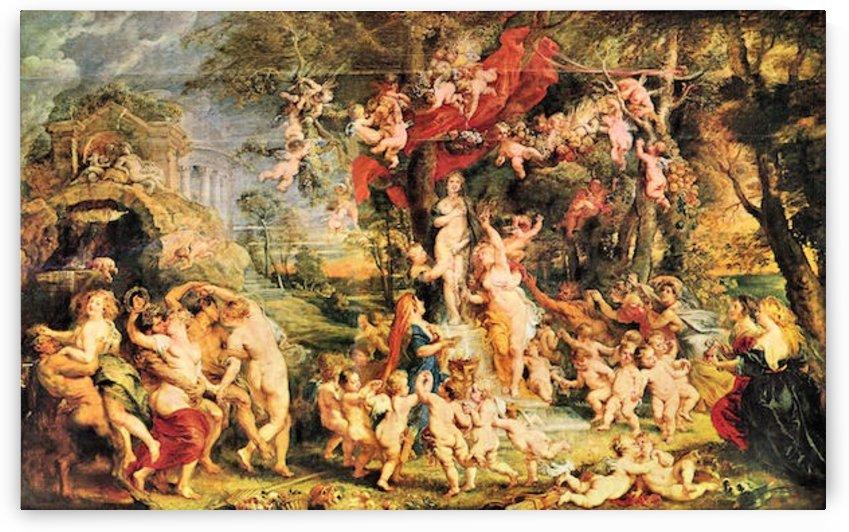 Venusfest by Rubens by Rubens