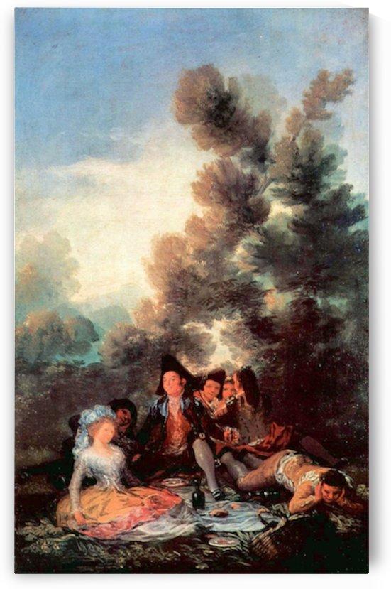 Vesper outdoors by Goya by Goya
